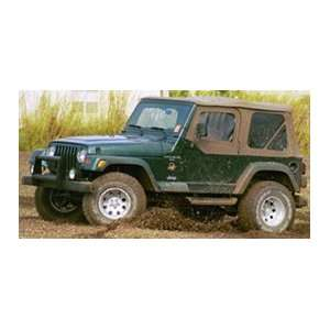 Jeep Wrangler 3 Budget lift kit, TJ 1997 & newer
