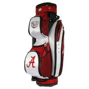 Alabama Crimson Tide NCAA Lettermans Club Cooler Cart Bag
