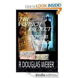 THE VOYNICH PROJECT NEPHILIM RISING (OMEGA FORCE) R. Douglas Weber