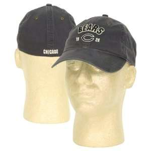Chicago Bears 1920 Slouch Style Fitted Hat (Navy