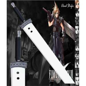 55 Long Cloud Buster Sword From Video Game Final Fantasy