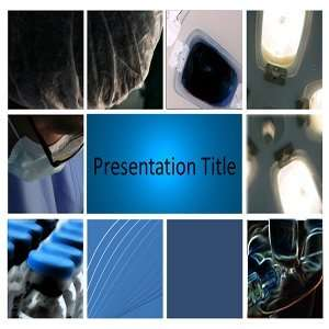 Medical Surgery Powerpoint Templates   Background for Medical Surgery