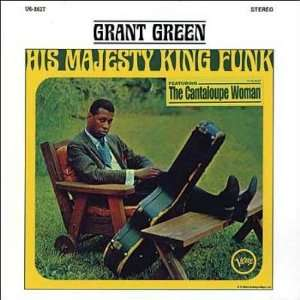 His Majesty King Funk 180g 33RPM LP Grant Green Music