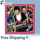 Super Junior   1st Album (SuperJunior 05) KOREA CD, K P