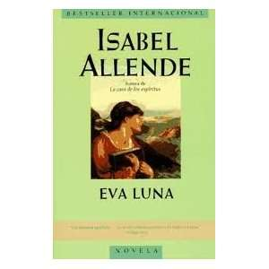 Eva Luna Publisher Rayo Isabel Allende Books