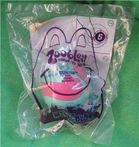 PICK Happy Meal McDonalds Toy ZOOBLES & American Idol