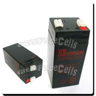 SLA APC UPS Maintenance Rechargeable Battery 4V4AH /20R HB 0404