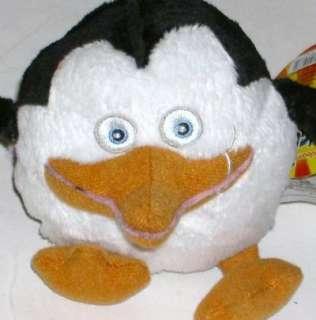 Penguins Madagascar Stuffed Penguin Talking Plush Slam 811685012772