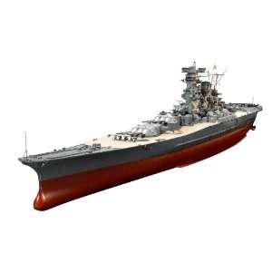 Tamiya 1/350 The Definitive Japanese Battleship Yamato: Toys & Games