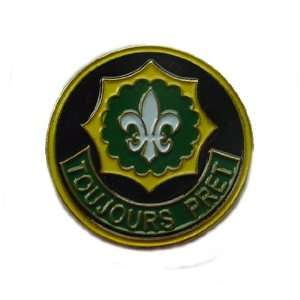 2nd Armored Cavalry Regiment Pin