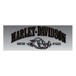 Glasscapes 60016 Harley Davidson Road Hog Window Graphic