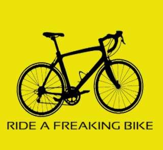 1241 RIDE BIKE funny schwinn bicycle womens mens Shirt