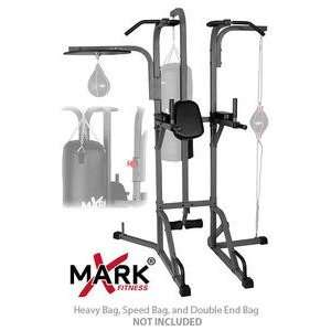 XMark Deluxe Multi Station Boxing Power Tower Gym   Residential (XM