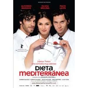 Mediterranean Food ( Dieta mediterránea ), Mediterranean Food, Dieta