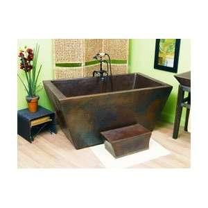 Sierra Copper Lexington 65 Inch Double Thick Tub SC LXT 65