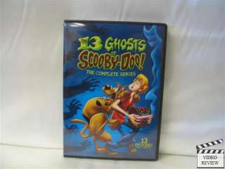 The 13 Ghosts of Scooby Doo The Complete Series (DVD) 883929126156