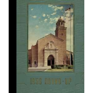 , El Paso, Texas 1958 Yearbook Staff of Austin High School Books