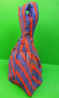 1960s Vintage Barbie Doll Beau Time #1651 Dress HTF