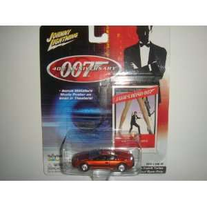 007 40th Anniversary Lotus Esprit Turbo From For Your Eyes