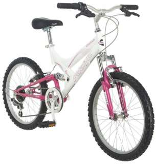 Chromium 20 Girls Dual Suspension Mountain Bike  201151P