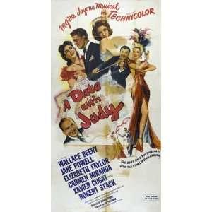 Beery)(Jane Powell)(Elizabeth Taylor)(Carmen Miranda)(Xavier Cugat