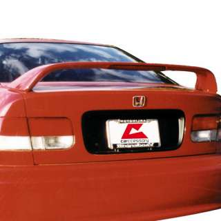 1996 ~ 2000 Honda Civic Si 2 door Spoiler