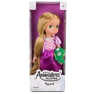 Disney Princess Rapunzel Animators Collection 16 Inch Doll Figure