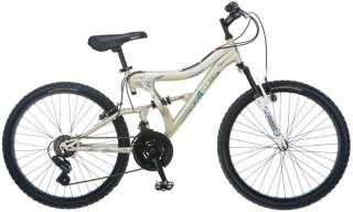 Mongoose 24 Melee Boys Dual Suspension Mountain Bike 038675300415