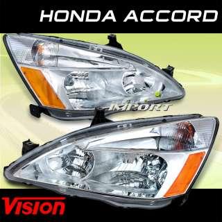 2007 HONDA ACCORD FOR 2 DOOR COUPE / 4 DOOR SEDAN MODEL DX / LX / EX
