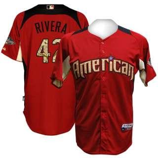 NEW YORK YANKEES Mariano Rivera ALL STAR Jersey L