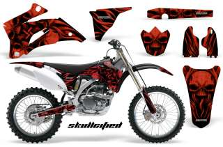 YAMAHA YZ250F YZ450F 06 09 GRAPHICS KIT DECALS SFRFB