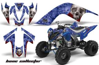 GRAPHIC ATV WRAP OFF ROAD DECAL STICKER KIT YAMAHA RAPTOR 700 BCU