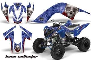GRAPHIC ATV WRAP OFF ROAD DECAL STICKER KIT YAMAHA RAPTOR 700 BCU