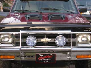 85 86 87 Chevy S10 Blazer Pickup Grill Bull Guard Bar