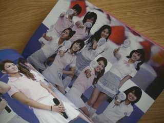 SNSD Girls Generation   Love AH Fan Club group photobook