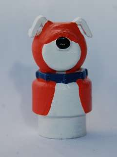HERE IS A VINTAGE FISHER PRICE LITTLE PEOPLE SESAME STREET CLASSIC