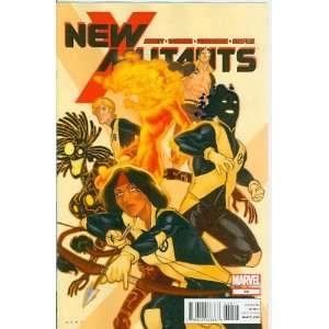 New Mutants #38 Dan Abnett Books