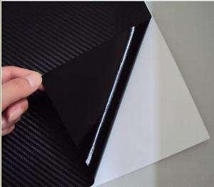 3D Carbon Fiber Vinyl Film Wrap 60x15 FEET Sheet
