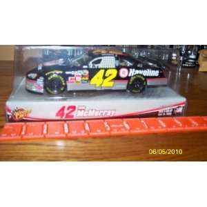 Nascar Winners Circle #42 Jamie McMurray 1:24 Stock Race Car Ddodge