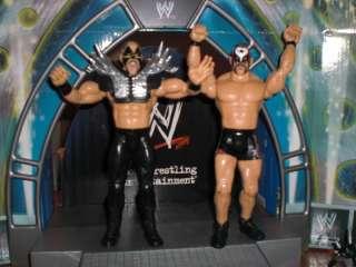 WWE Jakks Legion of Doom 2000 Classic Superstars Figures   Loose RA