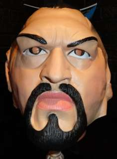 WWE Big Show Full Face Mask Vinyl NWT WWF Halloween Mask