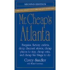 Mr. Cheaps Atlanta (Mr. Cheaps Series) (9781580626927