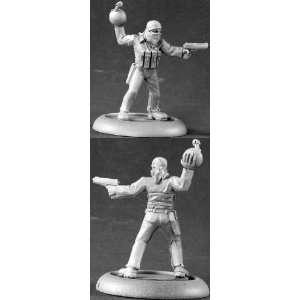 Achmed Terrorist Chronoscope Miniatures: Toys & Games