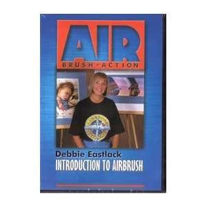 INRODUCION O AIRBRUSHING AIR BRUSH ACION V Ars, Crafs & Sewing