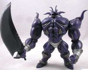Palisades Final Fantasy 7 Series 3 Iron Giant Action Figure