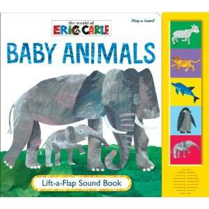 World of Eric Carle Baby Animals (9781450805087) Eric Carle Books