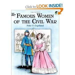 Famous Women of the Civil War Coloring Book (Dover History