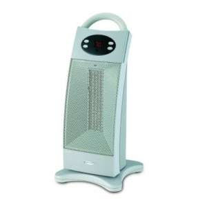 Bionaire Oscillating Digital Ceramic Tower Heater *NEW* 048894744495
