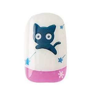 Nails in Color Cute Blue Kitty #88535 + A viva Eco Nail File Beauty