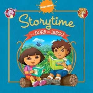 Storytime with Dora and Diego (Dora & Diego Series